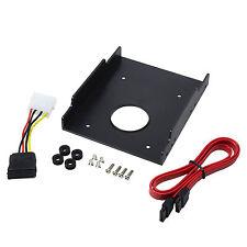 """Logilink Festplatten Einbaurahmen Wechselrahmen HDD 1x 2,5"""" auf 3,5"""" AD0013"""