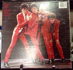 THE ROMANTICS Self-Titled Album Released 1980 Vinyl/Record  Collection US presse
