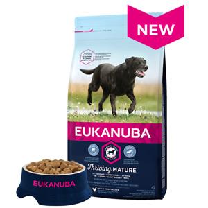 Eukanuba Thriving Mature Large Breed Dry Dog Food Chicken - 12kg