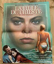 affiche poster de cinéma érotique LA FILLE DE TRIESTE Ornella Mutti - Neuve