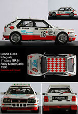 DECAL 1/43 LANCIA DELTA INTEGRALE WINNER GR.N RALLY  MONTE CARLO 1993 SPILIOTIS