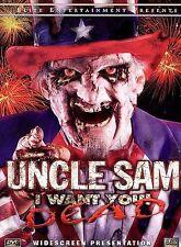 Uncle Sam (DVD, 1999)