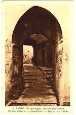 CPA 04 Alpes-de-Haute-Provence Annot Grand'Rue Portail XVème siècle