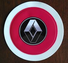 FITS RENAULT RED TAX DISC HOLDER CLIO LAGUNA MEGANE SCENIC ESPACE KANGOO TRAFIC
