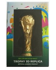 OFFICIAL FIFA WORLD CUP 2014 REPLICA TROPHY 100MM