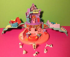 Polly Pocket Mini Disney ♥ 101 Dalmatians Villa ♥ mit Cruella u. 5 Hunde ♥ 1996♥