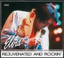 ELVIS PRESLEY - REJUVENATED AND ROCKIN' -  Gravel Road label