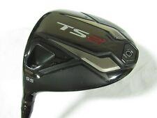 Used LH Titleist TS2 9.5* Driver - HZRDUS Smoke 60g 6.0 Stiff Flex graphite +HC