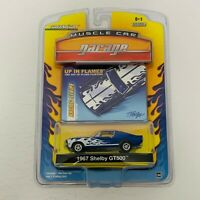 Greenlight Muscle Car Garage - 1967 Shelby GT500 Diecast 1:64 Scale