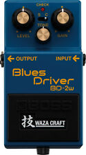 Boss Bd-2W Waza Craft Blues Driver Effects Pedal