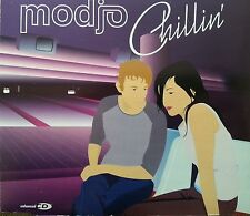 Modjo - Chillin' (CD 2001) Enhanced CD with video - Lady (hear me tonight)