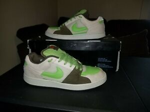 Rare Nike SB Dunk Zoom Team Edition Shrek 311665-231 SZ 10 OG BOX!!