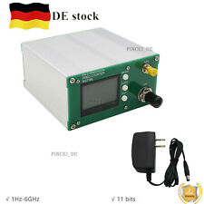 1Hz-6GHz Frequency Counter Frequency Meter Statistical Function 11 bits FA-2 DE