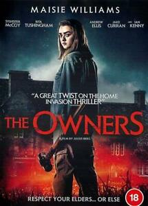 The Owners DVD (2020)