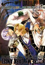 Code Geass YAOI Doujinshi Comic Schneizel x Lloyd You're My Dark Angel