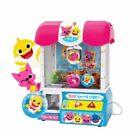 Pinkfong Baby Shark Family Gift Capsule Random Machine Toy Korean Song LED Light