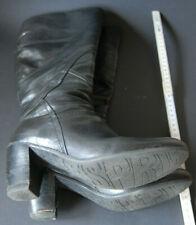 DAMEN Stiefel schwarz ESPRIT Gr. 39 gebraucht