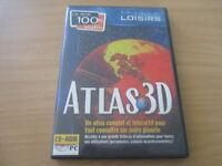 pc cd-rom atlas 3d