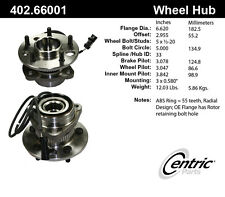 Axle Bearing and Hub Assembly-C-TEK Standard Front Centric 402.66001E ASTRO AWD