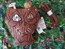 Disney World Loungefly Trader Sam's Zombie Head Purse Bag Grog Grotto Polynesian