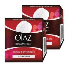 Olaz Regenerist 2 Ersatz-Bürstenköpfe für das 3 Zonen Reinigungssystem (2er Pack