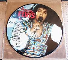 "ELVIS PRESLEY PICTURE DISC 12"" LP Pictures Of Elvis II RARE NEVER PLAYED * MINT"