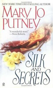 Silk and Secrets by Putney, Mary Jo Book The Cheap Fast Free Post