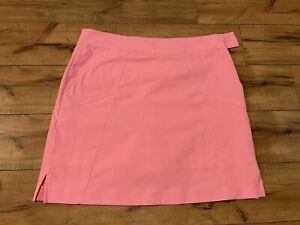 EP Pro Pink Active Skort Solid Mini Skirt Size 6 ~ Pockets ~ EUC ~ WOW