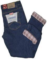 Jeans uomo CARRERA mod.700  46 48 50 52 54 56 58 60 62 termico denim strech blu