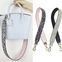 Colorful Shoulder Strap you Handbag Crossbody Wallet Purse Satchel snake grain