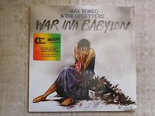 Max Romeo & The Upsetters ‎– War Ina Babylon - LP sigillato