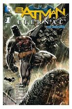 Batman Eternal issues #1 to #52.