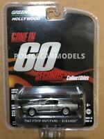 Greenlight 1/64 Gone In 60 Seconds 1967 Custom Ford Mustang ELEANOR - 44742