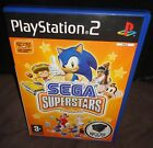PS2 GAME: SEGA SUPERSTARS
