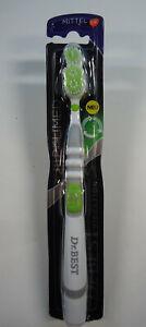 elektrische Zahnbürste von Dr. Best, Modell Polimed Vibration, hellgrün, neu&OVP
