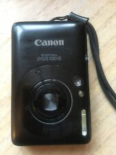Canon Digital IXUS 100 IS Camera Spare Battery Includes 4GB Memory Stick Boxed