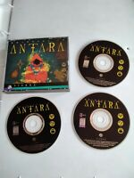 Dungeons & Dragons: Betrayal in ANTARA BIRTHRIGHT PC CD ROM 3 Disc 1997 TESTED
