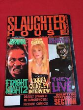 SLAUGHTER HOUSE #1 Collector's Edition 1988