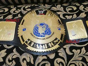 New Scratch logo Big Eagle Attitude Era Championship Belt(Same day Shipping)