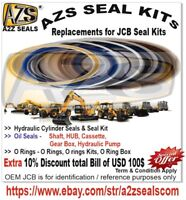 991*00036 JCB Seal Kits, 991/00036 AZS SEAL KITs, Replacement 99100036 991-00036