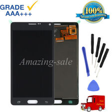 Display Screen LCD Touch For Samsung Galaxy Note 4 N910 Assembly Replace Black