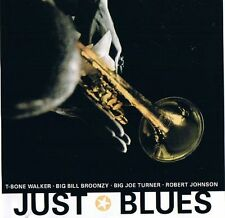 Just Blues Fox Music Blues CD 15 tracks Collection Nouveau & OVP