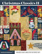 Anita Goodesign CHRISTMAS CLASSICS II Premium Embroidery Design CD ONLY