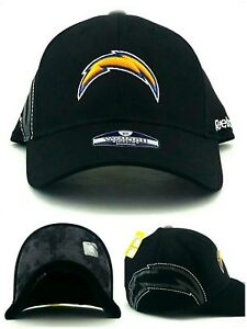 Los Angeles Chargers LA New Youth Kids Black Gray Camo Era Flex Fitted Hat Cap