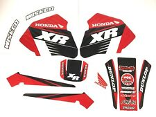 Honda XR Graphics XR80 XR100 1985-2000 XR graphic kit
