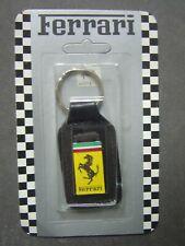 Porte-clé officiel de FERRARI - année 1999 - Etat Neuf