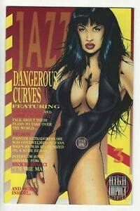 JAZZ  #3 (MR) FIRST PRINTING 1996 BY HIGH IMPACT STUDIOS