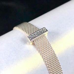 Genuine PANDORA Reflexions Timeless Sparkle Clip Charm - 797633CZ