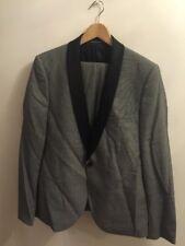 Topman Men's Mixed Grey Suit UK 42