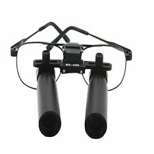 8x High Magnification Binocular Dental Loupe Surgical Magnifier Magnifying Glass
